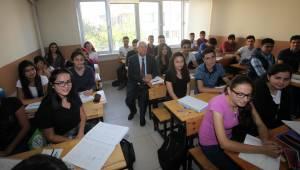 KARBEM öğrencilerine sınav öncesi destek