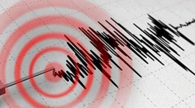 Saruhanlı'da 5.5 şiddetinde deprem