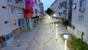 Yenilenen Barış Sokak açılıyor!
