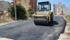 Aliağa Belediyesi'nin Asfaltlama Çalışmaları Tüm Hızıyla Sürüyor