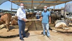 Çiğli'de 'Sopalı' Kurban Pazarlığı