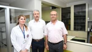 """""""Polen Alerji Bülteni"""" İzmirlilerden yoğun ilgi gördü"""