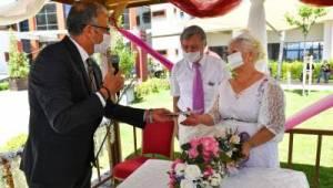 Sosyal Yaşam Kampüsü'de nikah