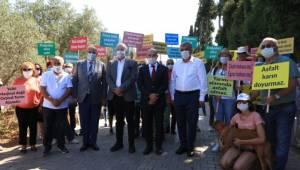 Başkan Soyer'den Go-Kart Direnişine Destek;