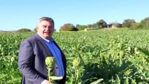 """Çeşme Belediyesi'nden tarım hamlesi; """"Tarımsal Hizmetler Müdürlüğü"""