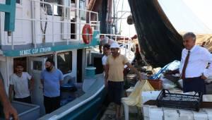 Güzelbahçeli Balıkçılar 'Vira Bismillah' dedi