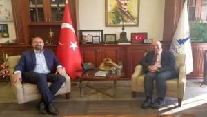 İzmir Büyükşehir'de Çiğli Zirvesi