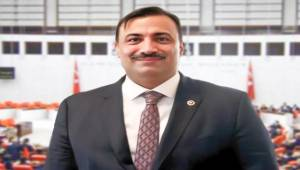 AK Parti İzmir Milletvekili Cemal Bekle'den 29 Ekim Cumhuriyet Bayramı Mesajı