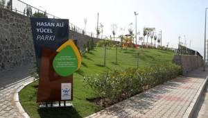 Başkan Utku Gümrükçü 6. Parkı Açıyor