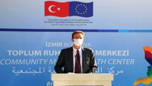 Bornova Toplum Ruh Sağlığı Merkezi (TRSM) Hizmete Açıldı