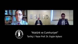 EGİAD İş Dünyası Atatürk ve Cumhuriyeti Konuştu