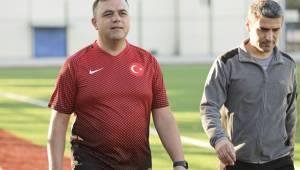 Seferihisar İzzet Gül Stadyum'u Baştan Aşağıya Yenilendi