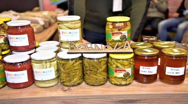 Bornova doğal tarımda marka kent olacak