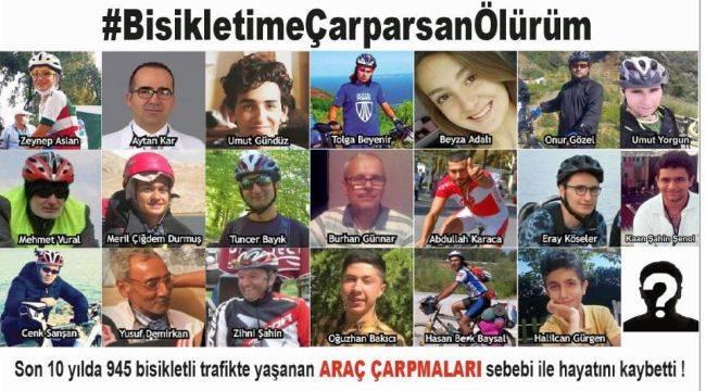 CHP'li Beko: Bisikletliye yaşam hakkı sunulmalı!