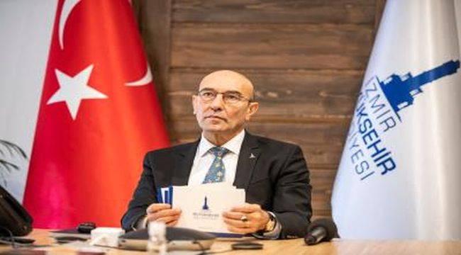 İzmir Büyükşehir Belediyesi'ne 70 bin dolar bağış