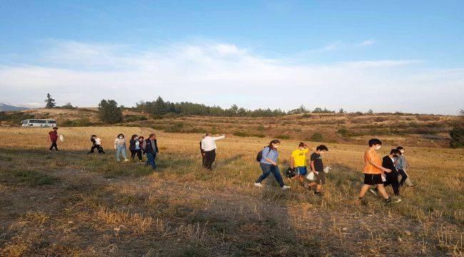Kızılçullu'nun tarım projesine Sırbistan onuru