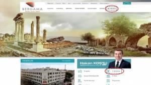 Bergama Belediyesi'nden 'e-devlet' kolaylığı