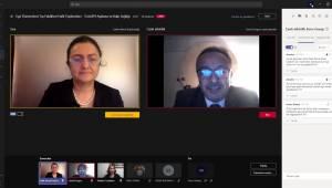 Ege'den çevrimiçi halk toplantısı