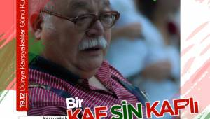 Karşıyaka Belediyesi'nden Aralık ayı söyleşileri