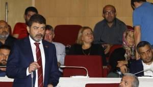 AK Partili Atmaca'dan Gaziemir sel raporu