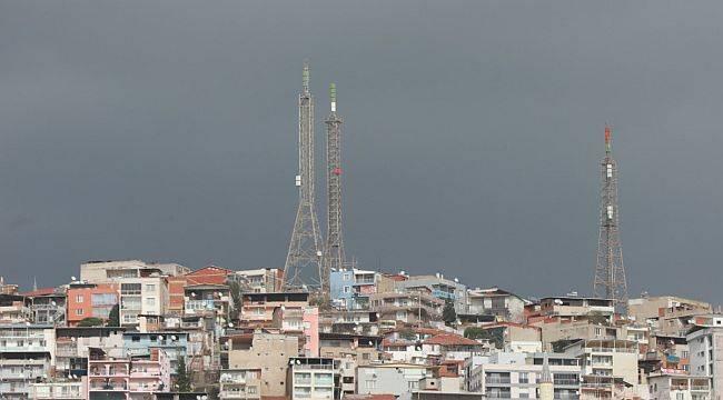 Bayraklı'daki Tv Vericileri Kaldırılıyor