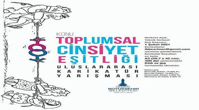 Büyükşehir iki karikatür yarışması düzenliyor