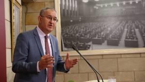 CHP'li Atila Sertel PTT ile ilgili Meclis Araştırması istedi