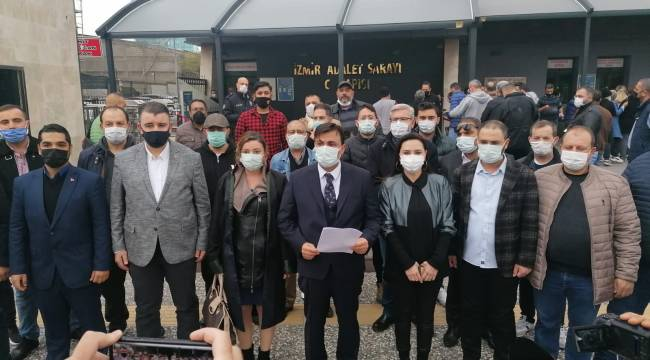 Erman Toroğlu'na AK Parti İzmir'den tepki