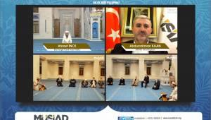 MÜSİAD 'Hatim Duası' Programı Düzenledi