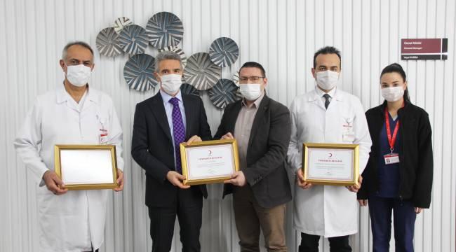 Pandemi Nedeniyle Azalan Kan Bağışlarına Sağlıkçılardan Destek