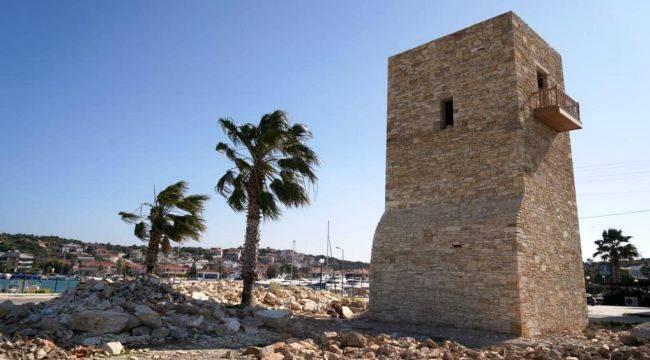 Nezir'in Kulesi'nde son aşamaya gelindi