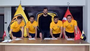 Aliağaspor FK'dan Transfer Atağı