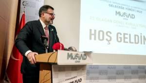 Bilal Saygılı Yeniden MÜSİAD İzmir Başkanı