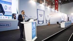 """""""Kentlerde Sürdürülebilir Su Politikaları Zirvesi"""" İzmir'de başladı"""