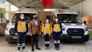 Seferihisar'a İki Yeni Ambulans