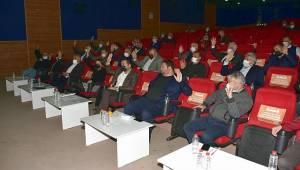 Aliağa Belediye Meclisi Nisan Ayı İkinci Birleşimi Yapıldı