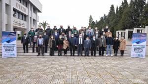 """""""Menemen'de Kuraklıkla Mücadele"""" semineri gerçekleşti"""