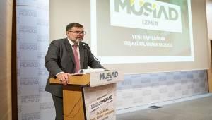 MÜSİAD İzmir'de Yeni Dönem Başladı
