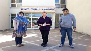 Pakistanlı genç araştırmacılar doktora eğitimlerini Ege'de alacaklar