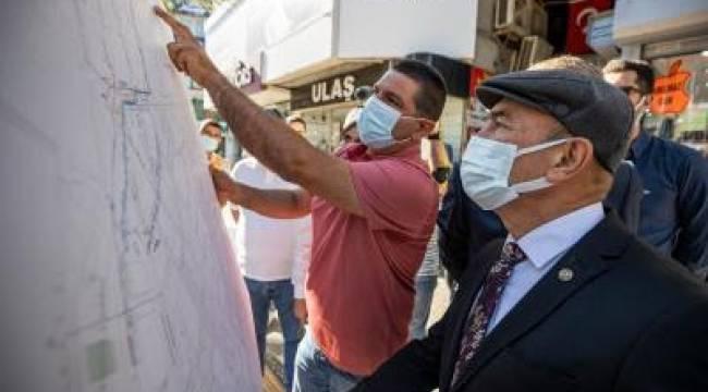 Başkan Soyer: İzmir'i doğal afetlere karşı dirençli hale getiriyoruz