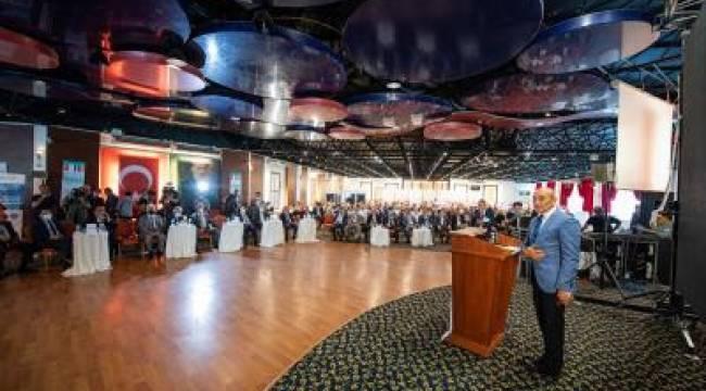 Başkan Soyer, Türkiye-Irak Yatırım ve Ticaret Zirvesi'ne katıldı
