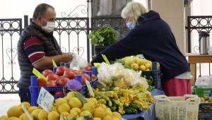 Çeşme'de Tarla'dan Sofra'ya Üretici Pazarı