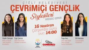 Çiğli'de Gençlik Söyleşileri Başlıyor