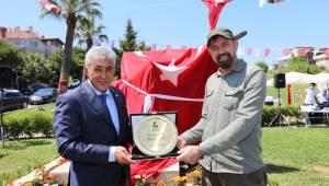 Güzelbahçe'de Rahşan&Bülent Ecevit Parkı Açıldı