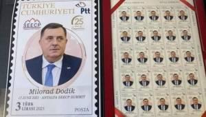 Irkçı Dodik'in sözlerini biz unutmadık ama PTT unutmuş!