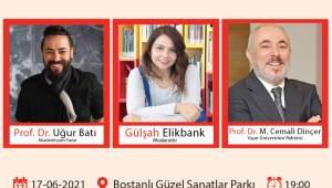 Karşıyaka Belediyesi Kent'te Sanat Söyleşileri'ne devam ediyor