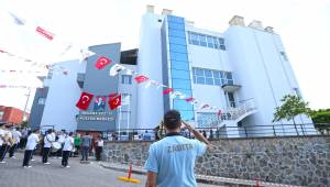 Karşıyaka Çocuk Ağız ve Diş Sağlığı Merkezi açıldı!