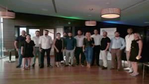 TÜGİAD Ege Şubesi üyeleri yeni projeleri konuştu