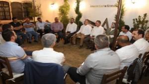 Başkan Sürekli; ''İzmir'in sorunlarını çözüyoruz