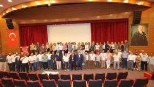 Güzelbahçe'de CHP Danışma Kurulu Toplandı